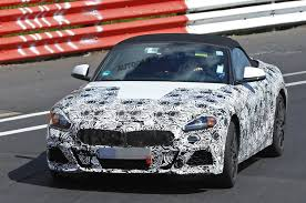 2018 bmw z4 roadster. Exellent Bmw 2018 BMW Z4 Spotted Testing Flatout At Nrburgring On Bmw Z4 Roadster