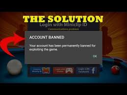 Been 2018 Banned Permanently - 8 You Solution Exploiting Ball Have Youtube Pool