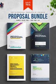 Design Corporate Proposal Template Big Bundle Corporate Identity Template