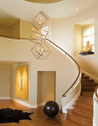 entryway lighting ideas. 32 Entryway Lighting Ideas To Use In Your   KeriBrownHomes \u2013 Staircase Hanging Lights