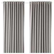 majgull blackout curtains 1 pair