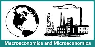 Macroeconomics And Microeconomics Cbse Class 12 Economics