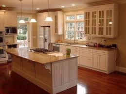 Maple Finish Kitchen Cabinets Choosing Maple Kitchen Cabinets For Contemporary Decor Rafael