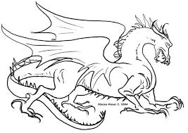 images of dragons to color.  Images Dragon To Color Inside Images Of Dragons To G