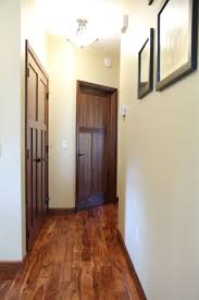 ideas classy hom enterwood flooring gray vinyl. Interior Doors Craftsman Style Rustic Finished With A Dark Stain Bayer Built Ideas Classy Hom Enterwood Flooring Gray Vinyl