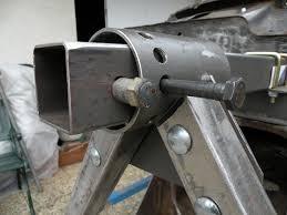 5 long 150 sur lequel est soudé une plaque pour emblage au profil des s de 45x45 sur 1 réaliser les trous d indexage pour immobiliser