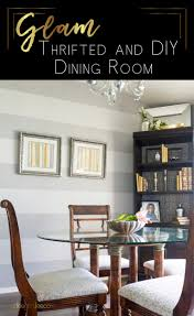 give your dining room a makeover on a budget decorate a fabulous room on a