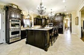 crystal chandelier kitchen island lighting above ornamental granite for breakfast bar also microwave shelf crysta