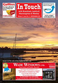 In Touch News With Manningtree – September 2016 By Mansion House ...