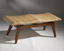 Seagrass Bench by Butler Specialty pany Home Gallery Stores