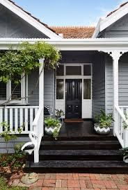 For the final touch, when it comes to the front door in a heritage home