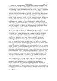 stalin essay 3