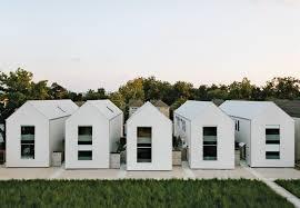 modern for less dwell row houses in houston texas loversiq