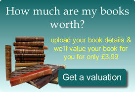 get a valuation for your rare antique or collectible books