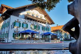 Ferienwohnungen Im Gasthof Stern Unterammergau Germany