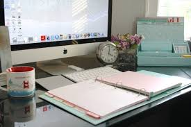 simply organized home office. Simply Organized Home Office With Martha Stewart Intended For Modern Property Desk Accessories Remodel