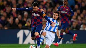 Барселона – Реал Сосьедад: онлайн-трансляция матча Ла Лиги - 16 декабря  2020 - Футбол 24