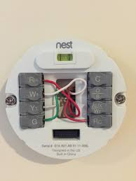 ecobee 3 install help th ecobee discussions on smarthomehub here s a shot of my nest wiring it s the same on both
