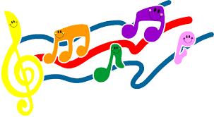 Resultado de imagen de figuras musicales animadas