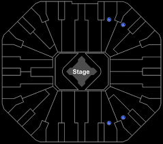 Metallica Seating Chart Metallica Don Haskins Center 02 28 2019 Ticketiq With Don