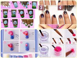 Nail Art Step By Step Design - Android Apps on Google Play