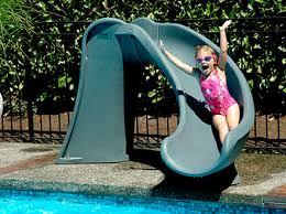 above ground pool slide.  Above Close For Above Ground Pool Slide K