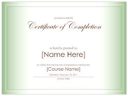 award templates word example xianning award templates word example 10 best images of certificate completion template blank via certificates