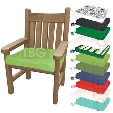 sunbrella high back chair cushions bench outdoor patio cl