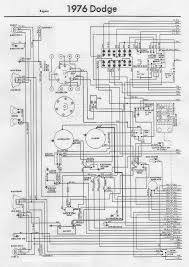 the 1976 dodge aspen wiring diagram electrical system circuit the 1976 dodge aspen wiring diagram electrical system circuit