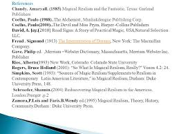 abstract this paper explores the symbolic significance of magic 23 references chandy