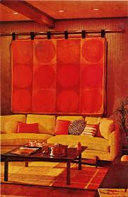 Better Homes And Gardens Decorating Apartment 528 By The Book 1968 Bhg Technicolor Livingrooms
