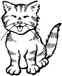 Fat Cat Coloring Pages Sad Cat Coloring Page Fat Cat Coloring Sheet