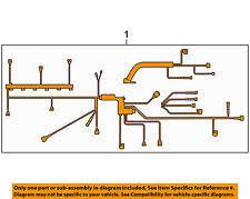 bmw oem 09 11 335d engine control module ecm pcu pcm wiring harness 12517812756 fits bmw 335d