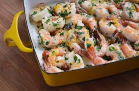 Easy Baked Jumbo Shrimp Recipe