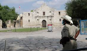 The Alamo will remain closed until ...