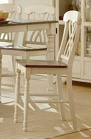 inspiration of kitchen bar stool and table set woodbridge home designs ohana counter height chair finish antique white set of furniture mattresses