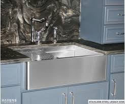 Build A Legacy Stainless Steel Farm Sink Havens Metal