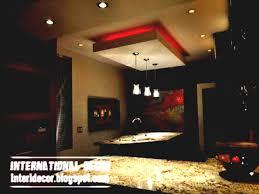 design classic lighting. Pleasant False Ceiling Design Classic Kitchens Kitchen Lighting Ideas Modern Restaurant Interior Pictures Gypsum Board For