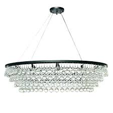 oval crystal chandelier interiors jimmy glass drop light inside decor