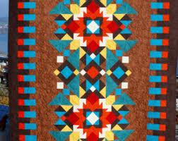 Southwest Quilt Patterns Simple Southwest Quilt Pattern Southwest Quilt Nativ American