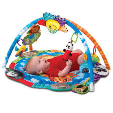 cool baby playmat – around the world play gym by baby einstein on
