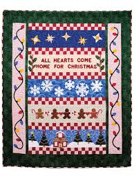 Christmas Quilt Patterns Unique Christmas Winter Quilt Patterns All Hearts Come Home For