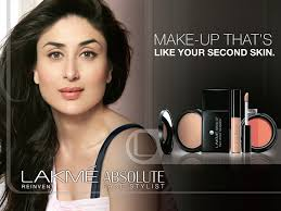 one of the most elished and most trusted runners in the indian make up business sector is lakme a brand by unilever limited