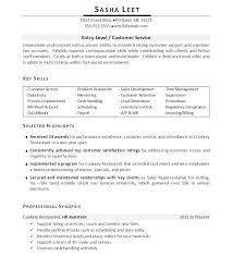 Examples Of Key Skills In Resume Directory Resume Sample