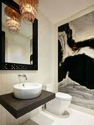 room lighting tips. Powder Room Lighting Tips Chandelier Adds Dazzle To The Small Design Knowles And Sconces _