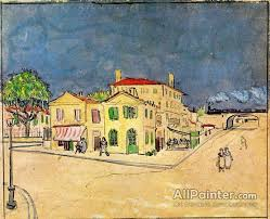 vincent van gogh paintings for vincent s house in arles