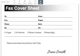 Free Fax Cover Sheet Templates Pdf Docx And Google Docs