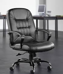 furniture modern ofm leather back big and tall office chair design with arms and steel