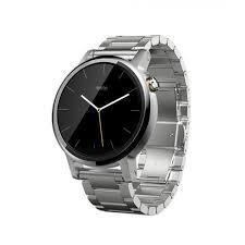 motorola watch. moto 360 women\u0027s 2nd gen smartwatch 42mm silver with metal band motorola watch