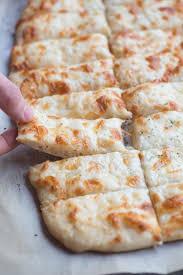 Cheesy Garlic Breadsticks Tastes Better From Scratch